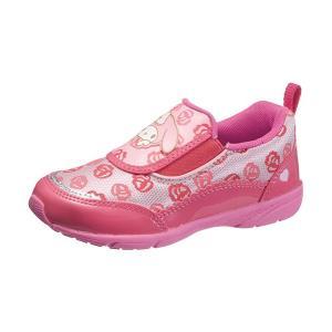 キッズ サンリオ 靴 スリッポン かわいい サンリオ P066|sunrise-shoes|04