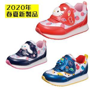 キッズ スニーカー サンリオキャラクター P073|sunrise-shoes
