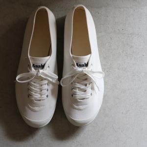 アサヒランナーシューズ ホワイト|sunrise-shoes