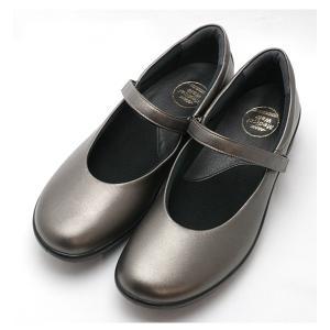 レディス パンプスタイプ ベルトタイプ アサヒメディカルウォークCC L013 sunrise-shoes 03