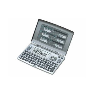 カシオ 電子辞書エクスワード XD-80ANの商品画像