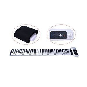 CAHAYA ロールピアノ 88鍵 巻ける 電子ピアノ 楽器...