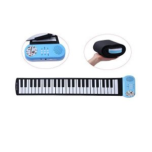 CAHAYA ロールピアノ 49鍵 折畳 電子ピアノ 楽器 ...