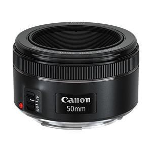 Canon 単焦点レンズ EF50mm F1.8 STM フルサイズ対応 EF5018STM キヤノ...