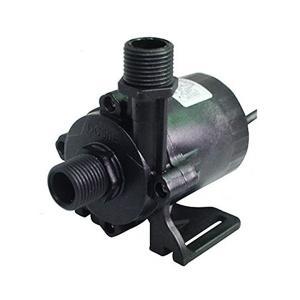 KIMIX DC12V 4.5A 54W 揚程11M 1320L/H 小型 水中 ポンプ 低ノズル 水族館給水 排水 池ポンプ 庭池 自動化設備水循|sunsetcandle