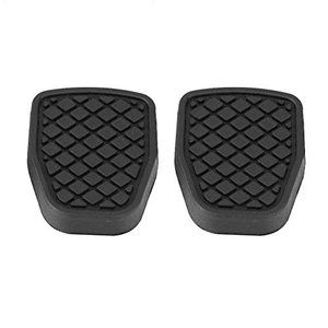 WANWU Brake Throttle Rest Foot Pedal Fit for Subaru Forester Impreza Outback at