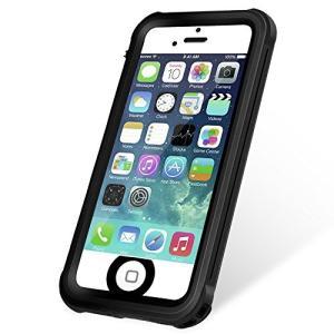 防水ケース KYOKA iPhone SE 5 5s 防水ケース 指紋認証対応 防水 耐震 防塵 耐...