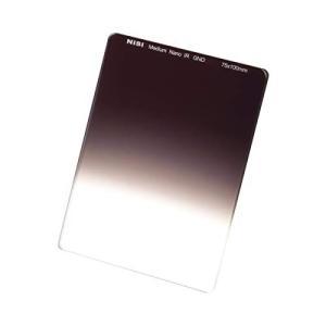 NiSi 角型フィルター 75mmシステム ハーフND4 ミディアムグラデーション Nano IR GND4 0.6 75x100mm sunsetcandle