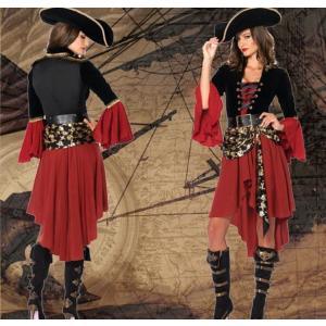 海賊 コスプレ/海賊 衣装/衣装 女海賊/パイレーツ 衣装/パイレーツ・オブ・カリビアン 衣装/パイレーツオブカリビアン 仮装/パイレーツ 衣装海賊|sunshineshop