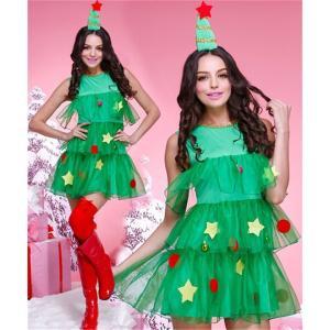 衣装/サンタクロース/クリスマス コスチューム/クリスマス コスチューム グリーン/クリスマス コスチューム/サンタクロース 衣装|sunshineshop