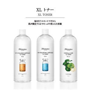 化粧水 保湿 ツボクサ ヒアルロン酸 コラーゲン 【 ジェイエムソリューション / JMsolution 】 600ml大容量 XLトナー|sunsmarche