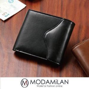 折財布 メンズ 二つ折り財布 ブライドルレザー ハービー 2020 子 鼠 ねずみ 令和2年|sunsmile2014