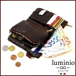 折財布 メンズ 二つ折り財布 革 レザー イントレチャート 2020 子 鼠 ねずみ 令和2年|sunsmile2014|04
