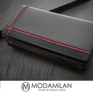 長財布 メンズ 二つ折り財布 ホースハイド 馬革 革 レザー 2020 子 鼠 ねずみ 令和2年|sunsmile2014