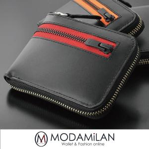 折財布 メンズ 二つ折り財布 ホースハイド 馬革 革 レザー 2020 子 鼠 ねずみ 令和2年|sunsmile2014