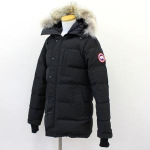 カナダグース ダウン コート カーソン パーカー 3805M CARSON PARKA メンズ サイズXS/TP ブラック 【冬】 CANADA GOOSE 衣料 DM5399■|sunstep