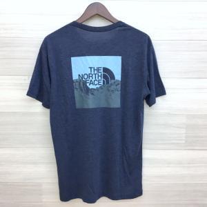 ノースフェイス S/S FLASHDRY Merino Photo Crew Tシャツ NT32183 美品 薄手 ネコポス可 Lサイズ ネイビー THE NORTH FACE カットソー DM1409■|sunstep