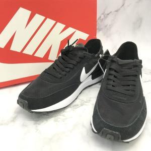 Nike Wmns Waffle One DC2533-001 ワッフル ワン スニーカー ランニングシューズ 箱 タグ 美品 メンズ 27cm ブラック ナイキ 靴 DF1588■ sunstep