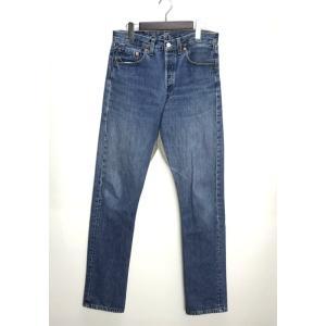 リーバイス リメイク ジーンズ デニム パンツ ズボン メンズ W30相当 ブルー LEVIS ボトム A2527◆ sunstep