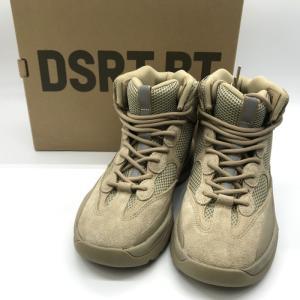 アディダス YEEZY DSRT BT ADLT EG6462 ローカット スニーカー シューズ 箱付き 未使用 メンズ 26.5cm ベージュ adidas 靴 B4236◆|sunstep
