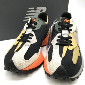 ニューバランス スニーカー シューズ MS327PB ランニング スポーツ タグ付き 未使用 メンズ 26.5cm マルチカラー NEW BALANCE 靴 B6007◆|sunstep