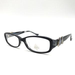 ヴィヴィアンウエストウッド メガネフレーム 眼鏡 VW-7032 伊達 レンズ交換対応 箱付き 未使用 VivienneWestwood 服飾小物 B6074◆S|sunstep