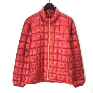 モンベル ダウンジャケット プラズマ1000 1101493 アウトドア 防寒 美品 メンズ Mサイ...