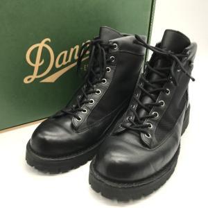ダナー ワークブーツ D121003 シューズ レザーブーツ 防水 アウトドア 箱付き メンズ 26cm ブラック Danner 靴 B6551◆|sunstep
