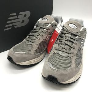 ニューバランス ML2002RC スニーカー シューズ フラッグシップモデル 箱付き タグ付き 未使用 メンズ 26cm グレー NEW BALANCE 靴 B7290◆|sunstep