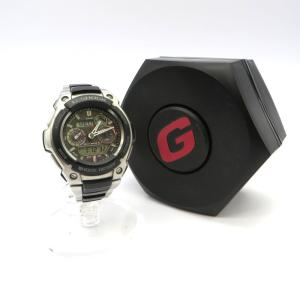 カシオ G-SHOCK MGT-1500 5055 腕時計 MT-G 電波ソーラー Gショック ジーショック ウォッチ メンズ  ブラック CASIO 時計 W4921☆|sunstep