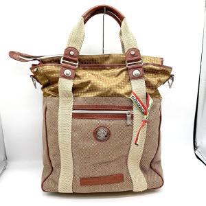 オロビアンコ トートバッグ ショルダーバッグ 2WAY 大きめ 茶色 ブラウン系 ファスナー付き レディース ブラウン Orobianco 鞄 W4453D☆|sunstep