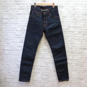 ステディエディ デニム NJ1001839 ジーンズ ジーパン ズボン 革ラベル 綿 コットン カジュアル メンズ W28 L32 STEADYEDDIE パンツ W5034☆ sunstep