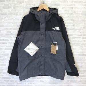 ノースフェイス Mountain Light Denim Jacket NP12032 未使用品 マウンテンライトデニムジャケット タグ付き Mサイズ ブラック THE NORTH FACE アウター W5350☆|sunstep