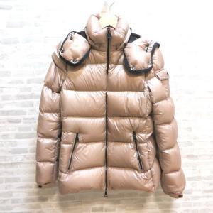 モンクレール BERRE GIUBBOTTO ダウンジャケット RN116347 ベール アウター 暖かい ナイロン 防寒 1 Mサイズ相当 moncler 上着 W5407☆|sunstep