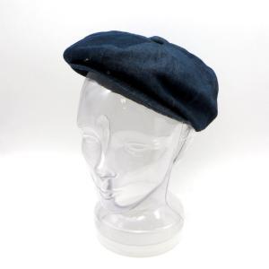 オールドジョー ピークドキャスケット 211OJ-HT01 無地 カジュアル つば付き PEAKED CAP oldjoe 7 4/1 ネイビー 紺 OLD JOE 帽子 W5560☆ sunstep