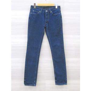 ●ラウンジリザード ジーンズ パンツ デニム スリム スキニー ズボン メンズ 2 ブルー系 LOU...