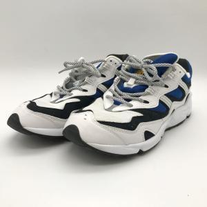 ニューバランス ML850YSC スニーカー 靴 シューズ ローカット メンズ 28cm ホワイト ブルー New Balance 服飾 E1383★|sunstep