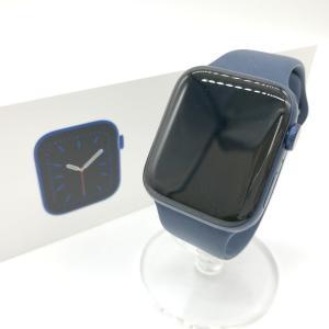 アップル Apple Watch SERIES6 A2376 M09A3J/A 44MM GPS + Cellular アップルウォッチ スポーツバンド 腕時計 ネイビー Apple 家電 E1701★|sunstep