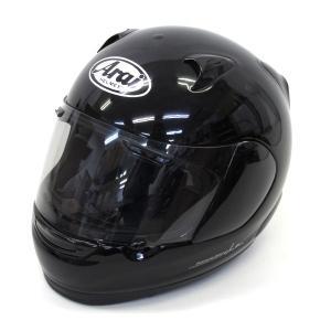 ●Arai PROFILE ヘルメット フルフェイス 57-58cm 20060511製 男女兼用 M バイク用品 ブラック  Arai ヘルメット H-9220N sunstep