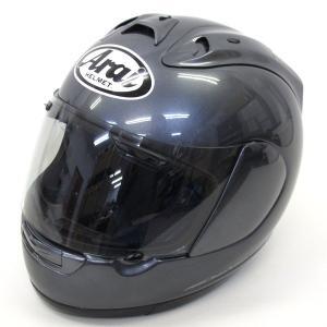 ●Arai RX-7 RR4 ヘルメット フルフェイス バイク用品 57-58cm 021213製 男女兼用 M ガンメタリック アライ ヘルメット H-9226N sunstep