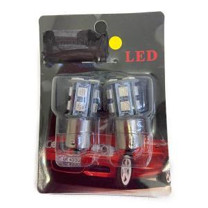 KrossLink LEDバルブ 12V用 カー用品 ライト ウィンカーランプ バックランプ 未開封 イエロー 自動車 パーツ クロスリンク N13783-S●|sunstep
