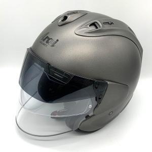 ●Arai VZ-Ram VZ・ラム アライ ジェットヘルメット メンズ XL MG GRAY グレー  N14100-H sunstep