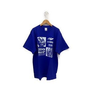 ヤマハ Tシャツ YAMAHA 2018 MotoGP日本グランプリ ヤマハ応援席チケット購入特典 ...