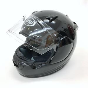 Arai Quantum-J クアンタムJ ヘルメット 内装洗濯 除菌消臭済み PSCマーク有  Lサイズ 59-60cm グラスブラック アライ バイク用品 N15547H● sunstep