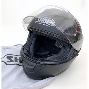 SHOEI GT-Air フルフェイスヘルメット 内装洗濯 除菌消臭済み ピンロックシート付  Mサイズ 57cm マットブラック ショウエイ バイク用品 N15569H●|sunstep