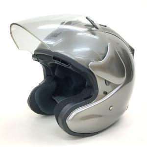 Arai MZ ジェットヘルメット オープンフェイス ブラウン系メタリック 男女兼用 XLサイズ 61-62cm レオングレー アライ バイク用品 N15723H● sunstep