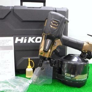 ハイコーキ 高圧ロール釘打機 NV90HR2 S 未使用 90mm ハイゴールド コイルネイラ スーパーネイラ 高圧釘打機 日立工機 HiKOKI ≡ DT1272 sunstep