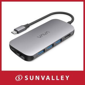 ■パッケージ内容 1 x VAVA ハブ (モデル: VA-UC006)  1 x ユーザーガイド ...