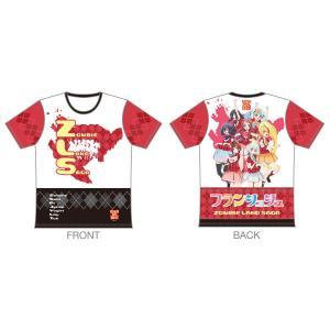 「ゾンビランドサガ」ツーリングTシャツ【フランシュシュVer.】 sunvolt-store