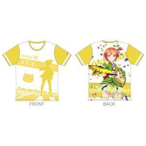 「ラブライブ!」 ツーリングTシャツ 【星空凛Ver.】 sunvolt-store